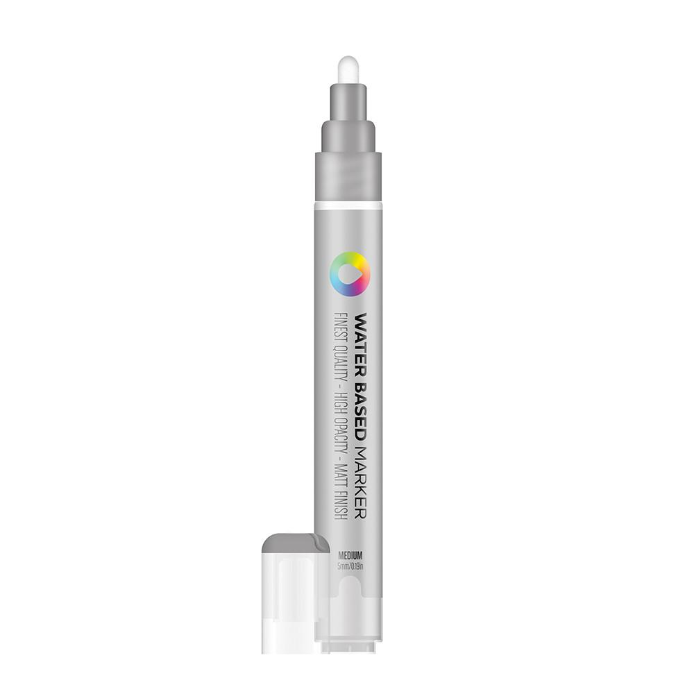Water Based 5.0mm Marker - Silver Jewel