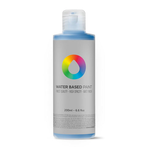 MTN Water Based Paint Refill - 200ml - RV30 Prussian Blue