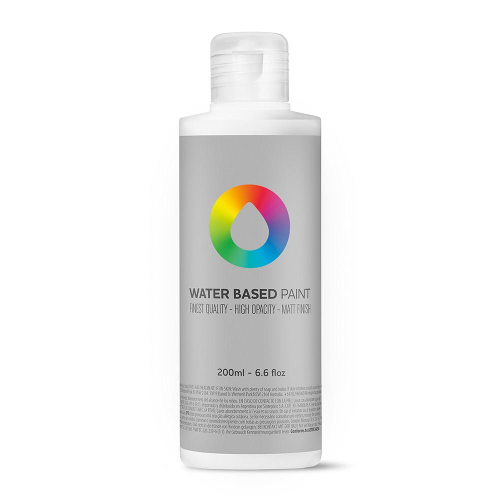 MTN Water Based Paint Refill - 200ml - RV9010 Titanium White