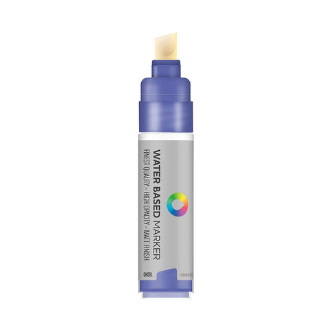 MTN Water Based 8m Paint Marker - Chisel Tip - Dioxazine Purple
