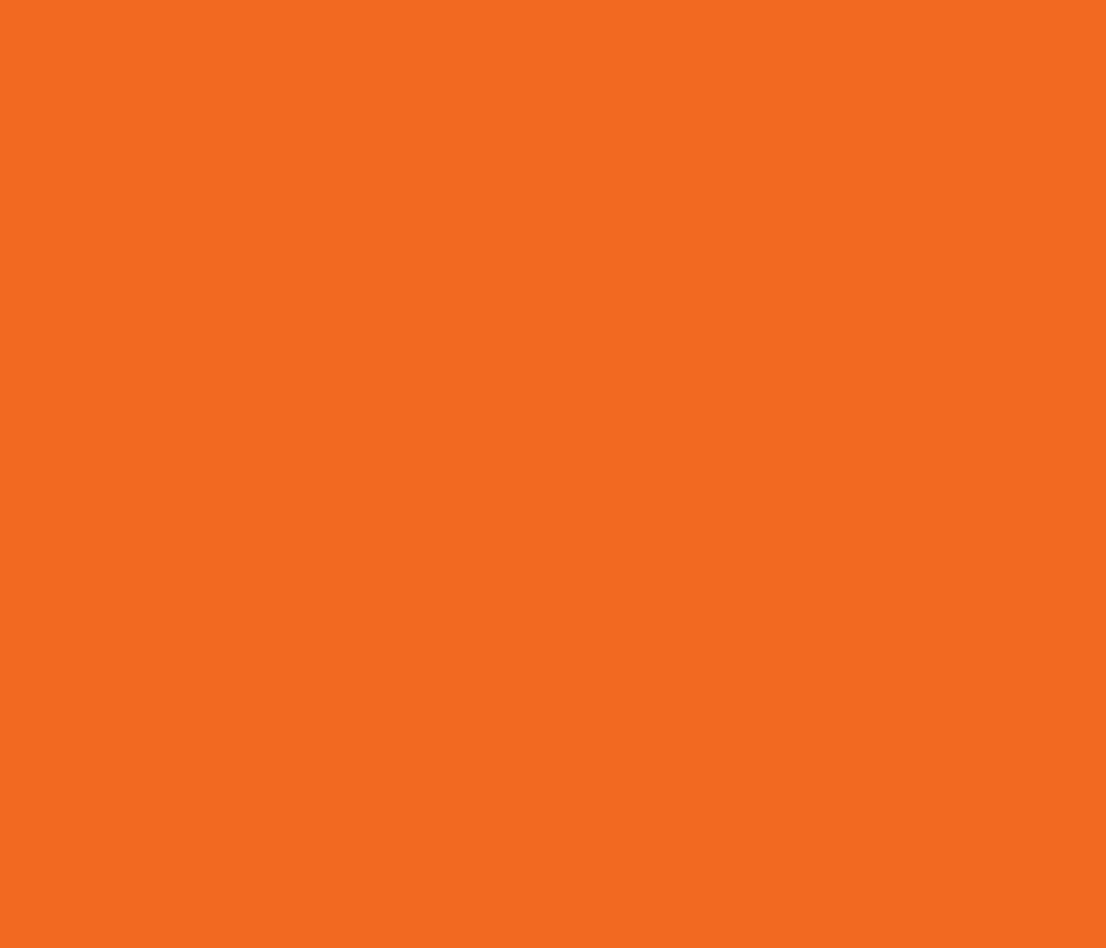 Water Based 1.2mm Marker - Azo Orange
