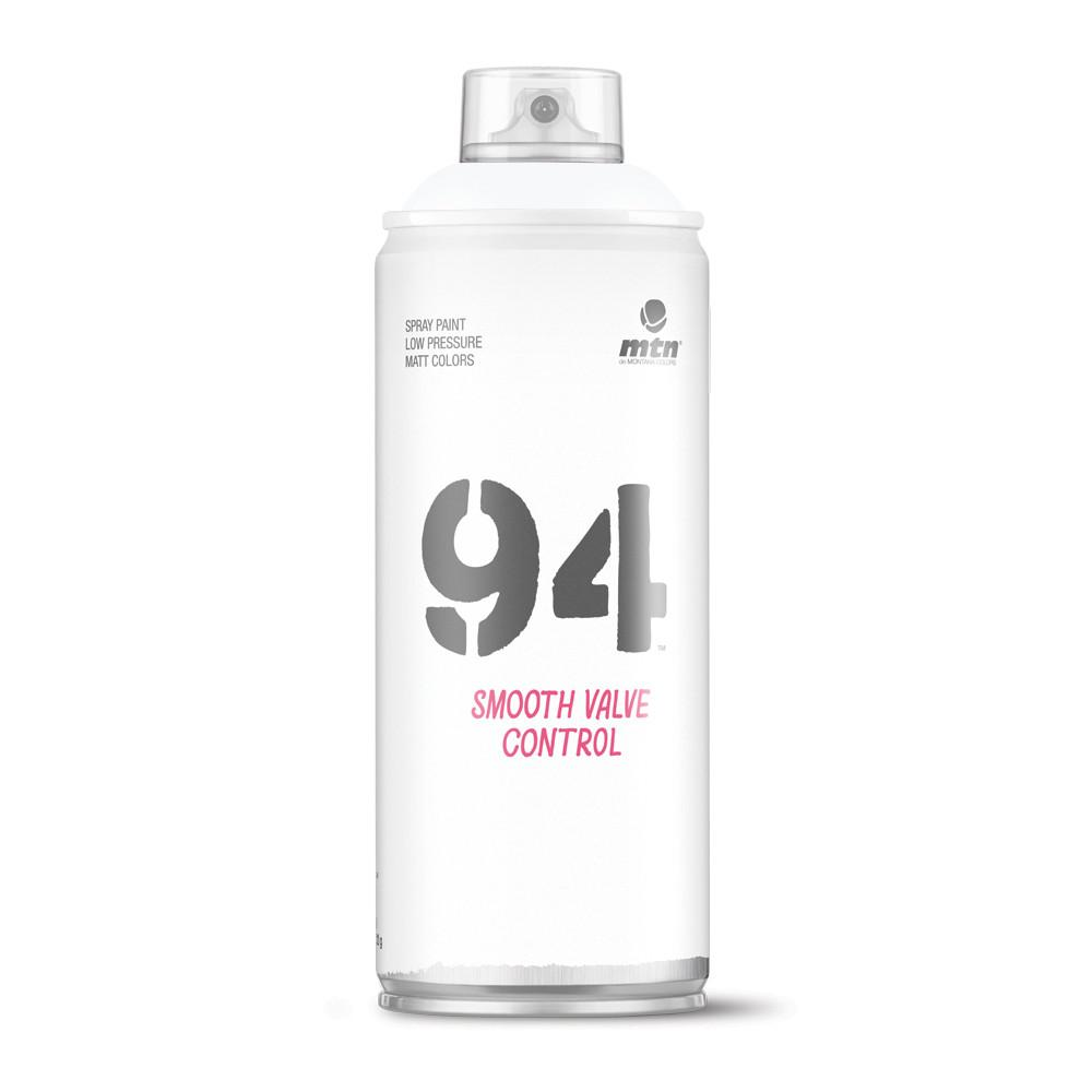 MTN 94 Spray Paint - RV9010 - White