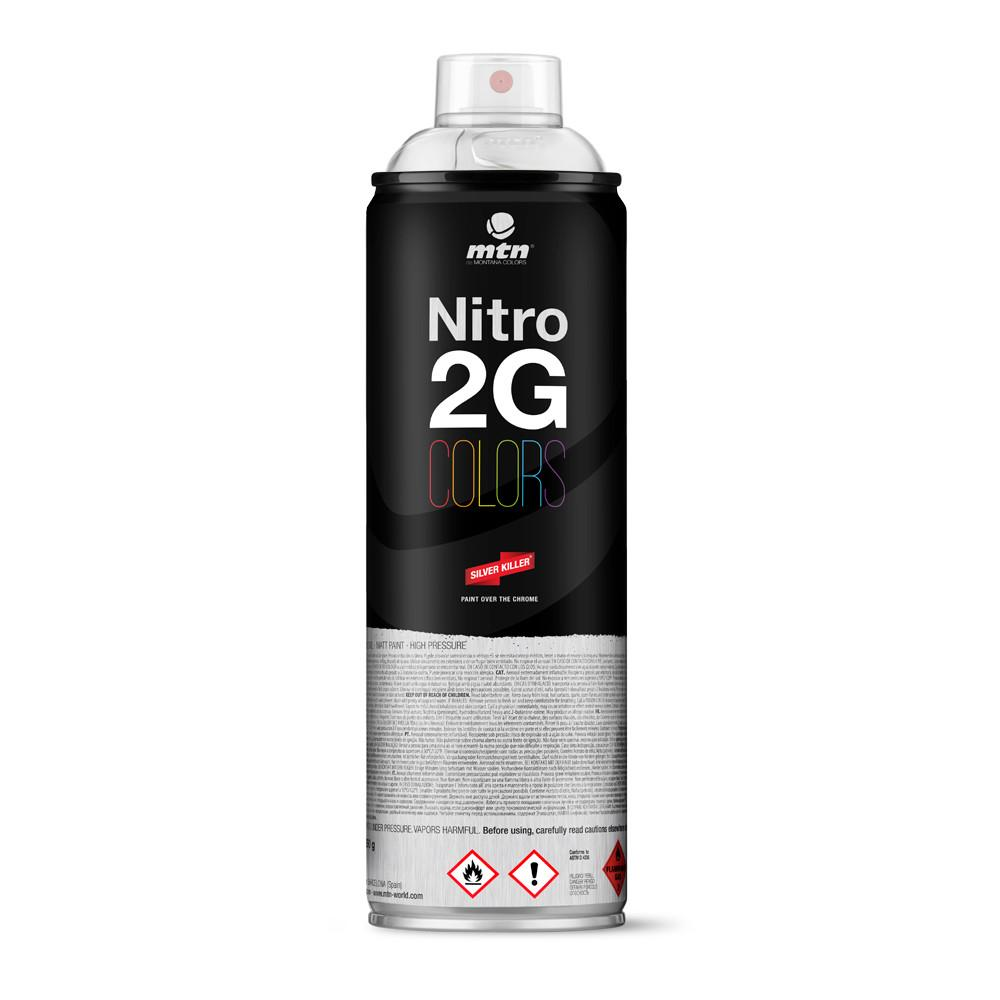 Nitro 2G Colors 500ml - White