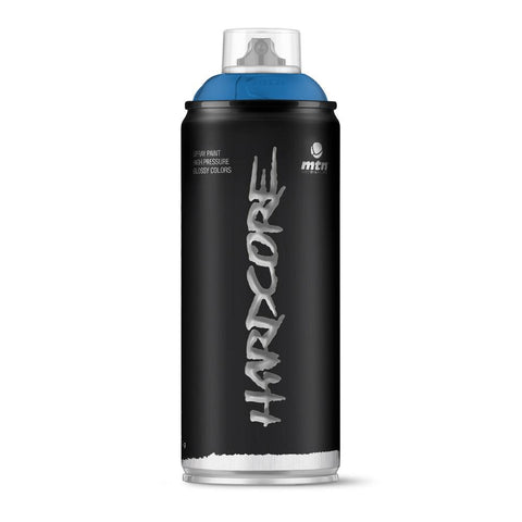 MTN Hardcore Spray Paint - RV228 - Zeppelin Blue