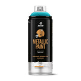MTN PRO Spray Paint - Metallic Blue 400ml