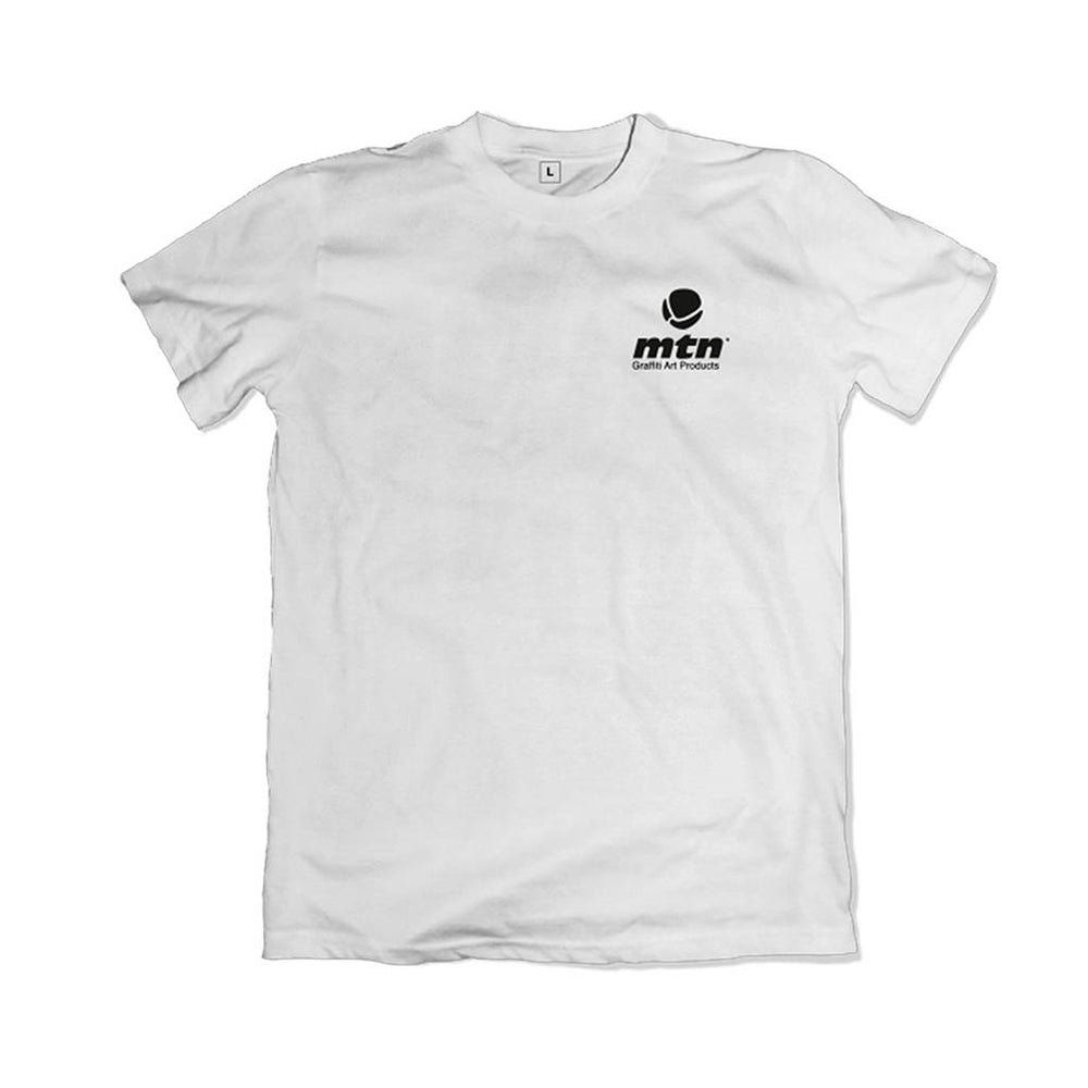 MTN Basic logo T-Shirt - White