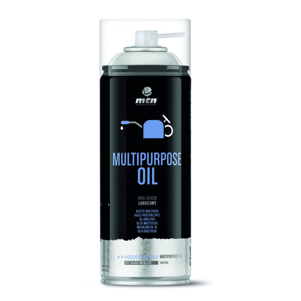 MTN PRO Spray Paint - Multipurpose Oil 400ml