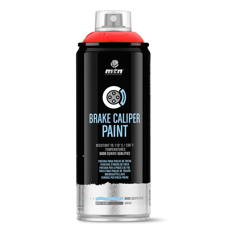 MTN PRO Spray Paint - Brake Caliper Paint 400ml - Red