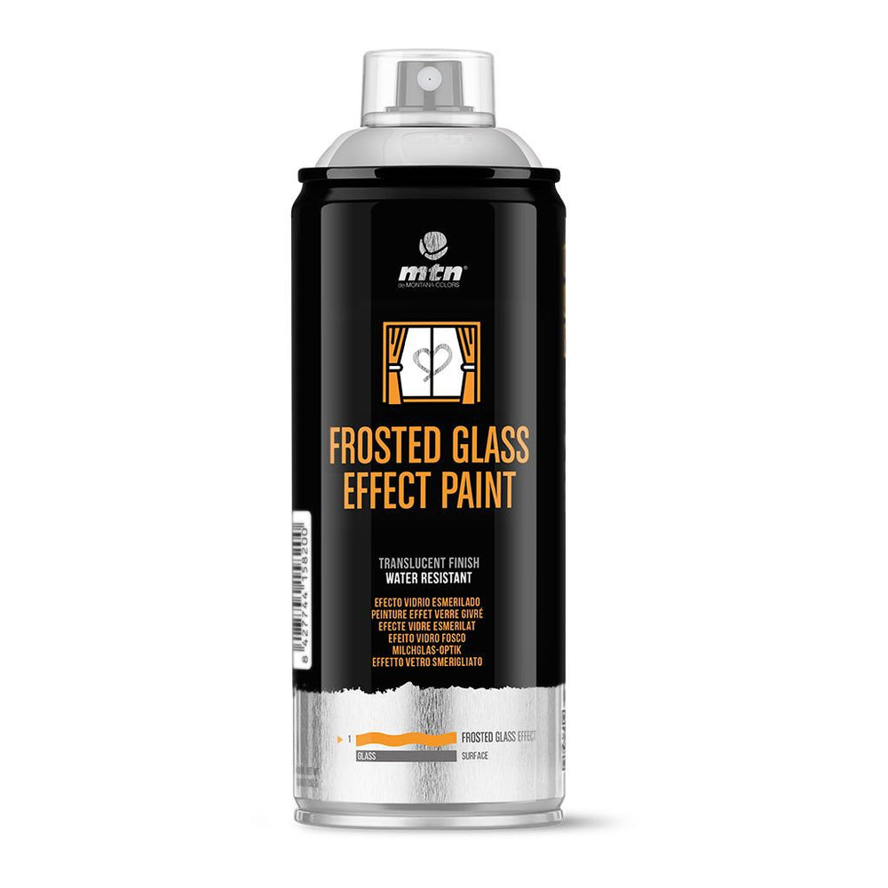 MTN PRO Spray Paint - Frosted Glass Effect 400ml