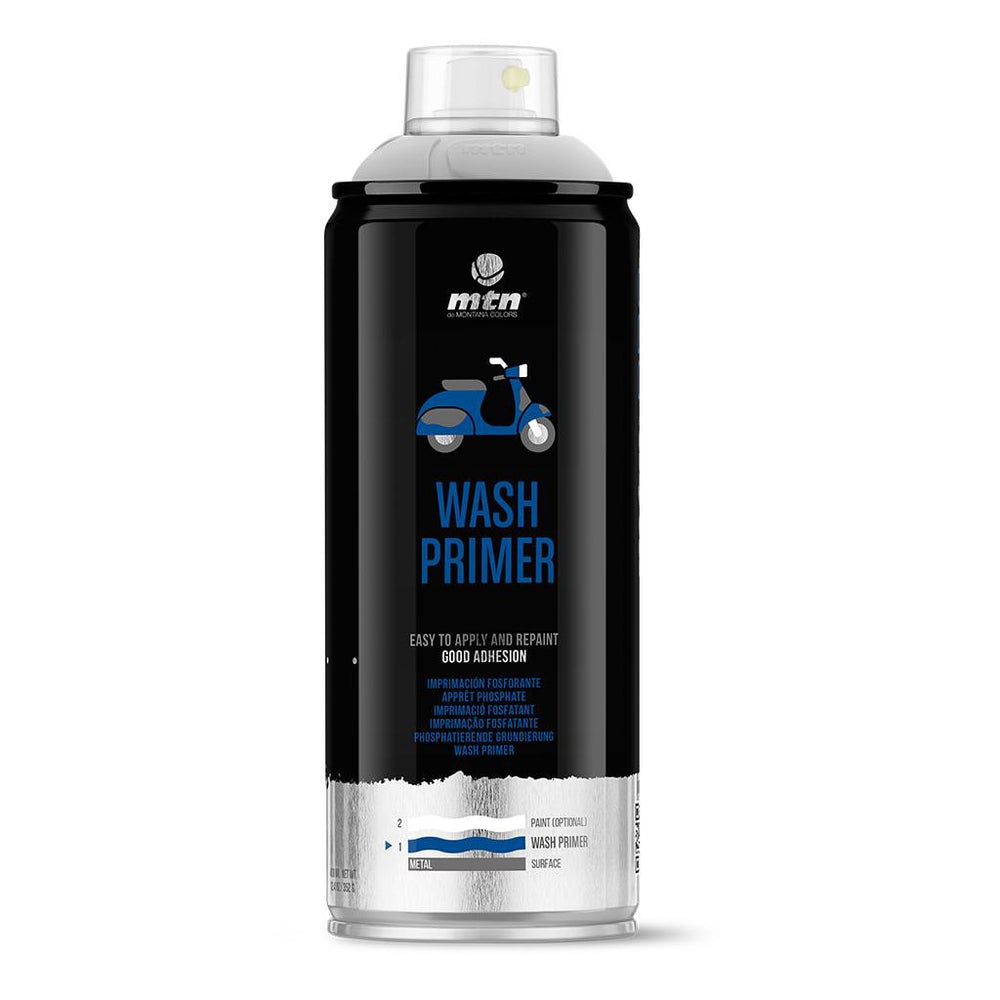 MTN PRO Spray Paint - Wash Primer Spray Paint 400ml