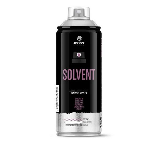 MTN Specialty Spray Paint - Solvent Remover