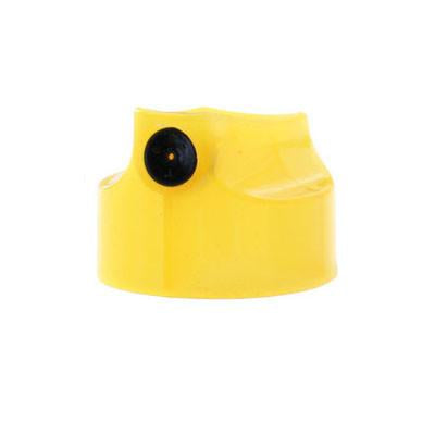 MTN Spray Paint Caps </br> Yellow Universal Cap