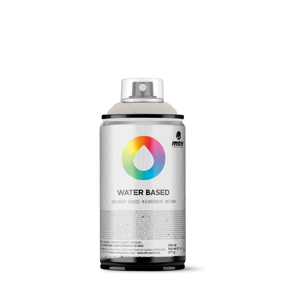 MTN Water Based 300ml Spray Paint - RV331 - Warm Grey Pale