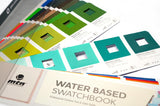 MTN Water Based Swatch Book