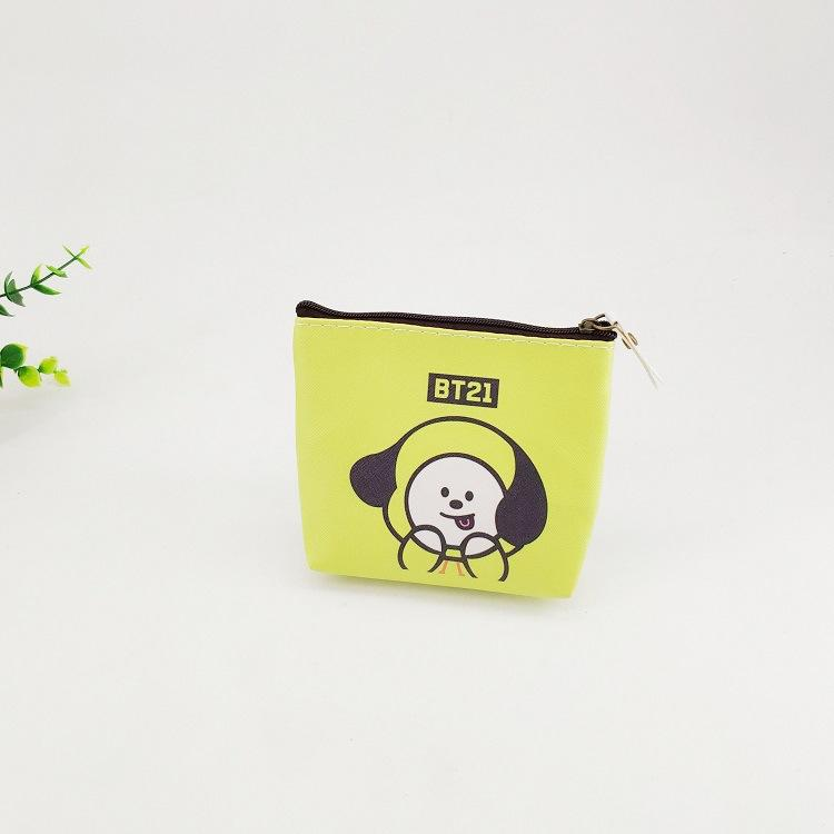 BTS Classic Mini Pouch - Totemo Kawaii Shop