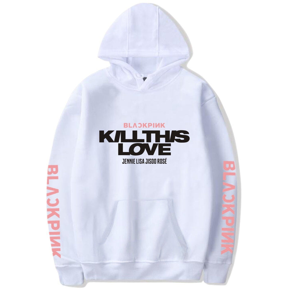 BLACKPINK Kill This Love Hoodie - Totemo Kawaii Shop