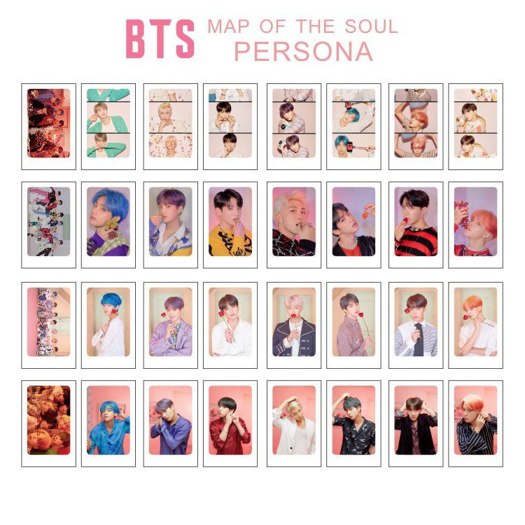 BTS Map Of The Soul PERSONA LOMO - Totemo Kawaii Shop