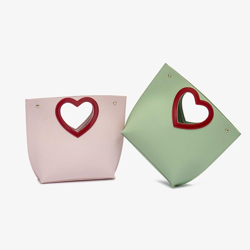 Korean Heart Summer Shoulder Bag