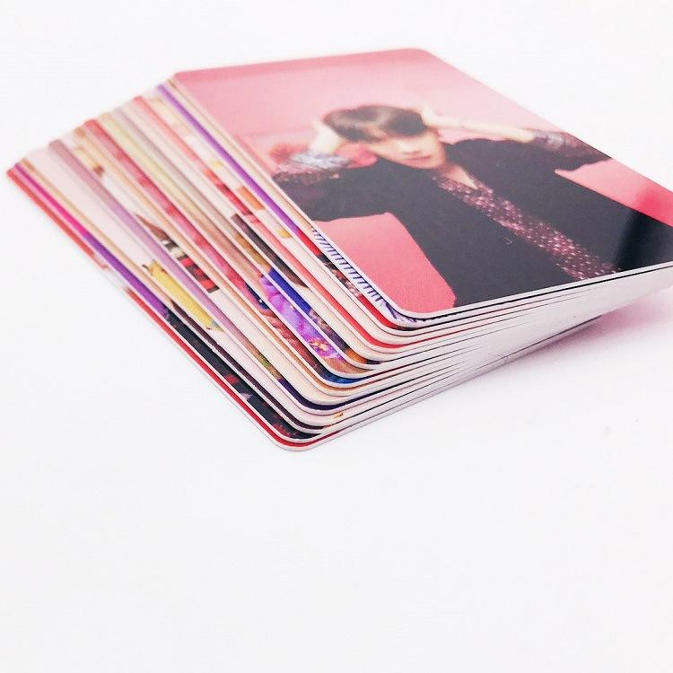 BTS Map Of The Soul PERSONA Collection Cards