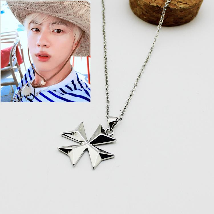 BTS X JIN Necklace