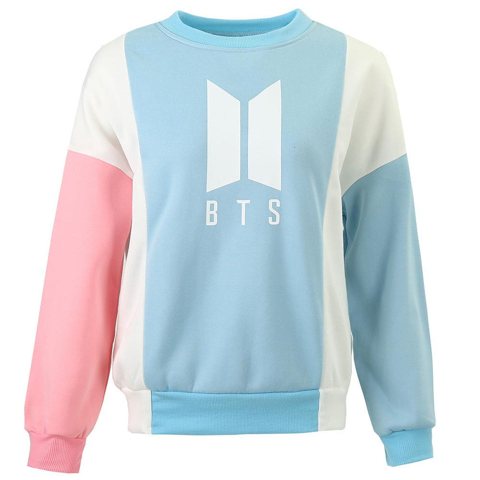 BTS Summer Vibes 'Oversized' Pullover