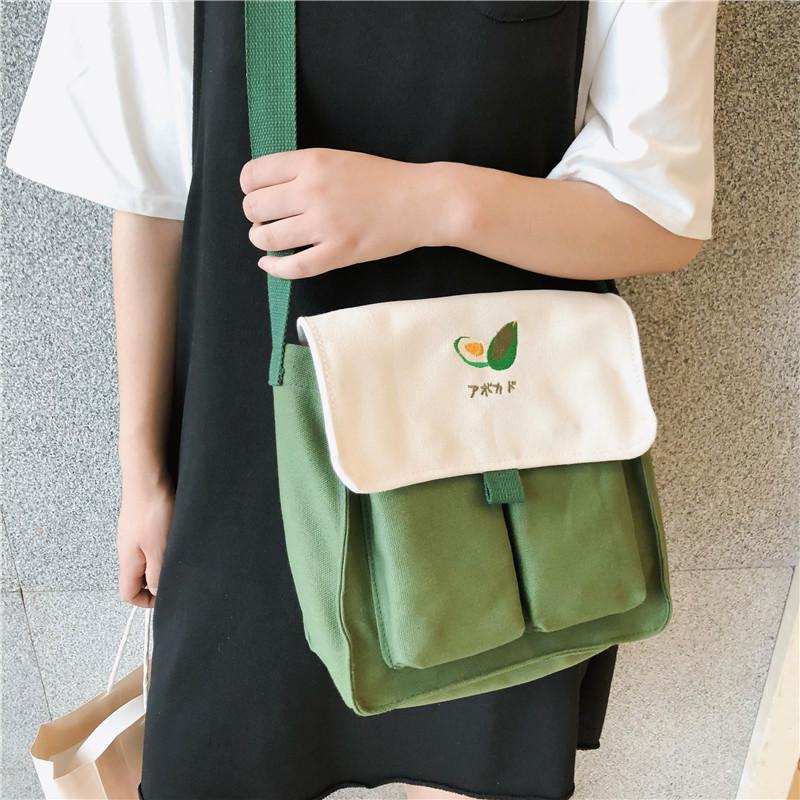 Ulzzang Fruit Tote Shoulder Bag