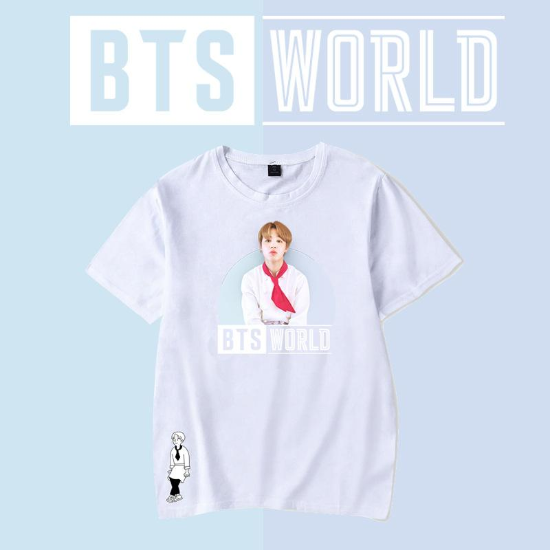 BTS World X JIMIN Tee