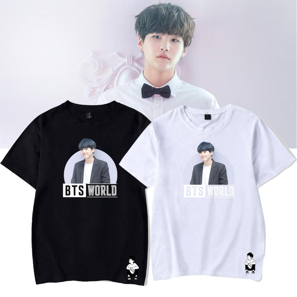 BTS World X SUGA Tee