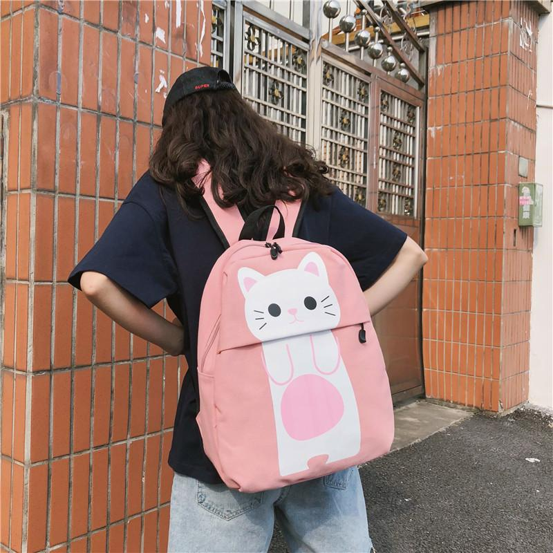My Cute Kitty Backpack