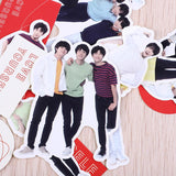 BTS LY World Tour Sticker Pack