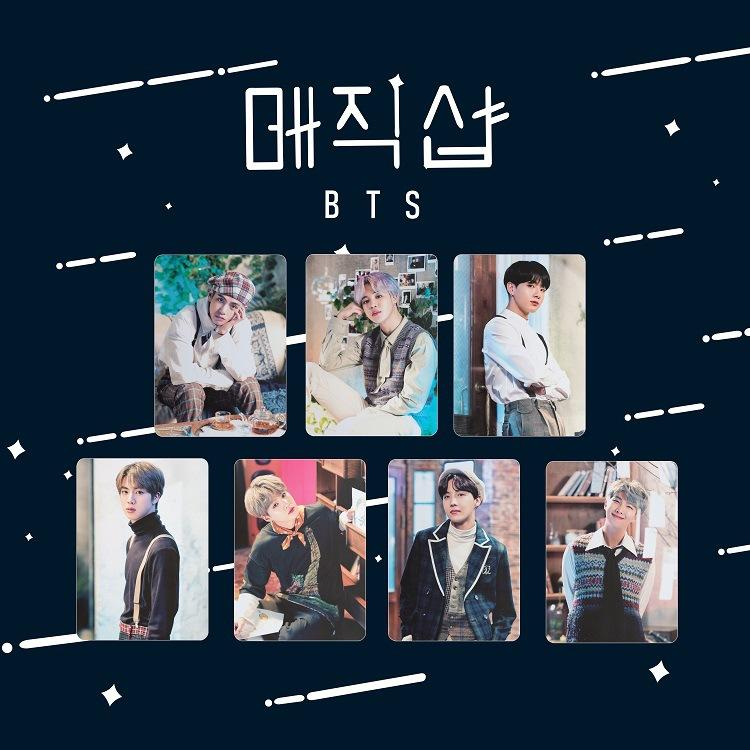 Bts 5th Muster