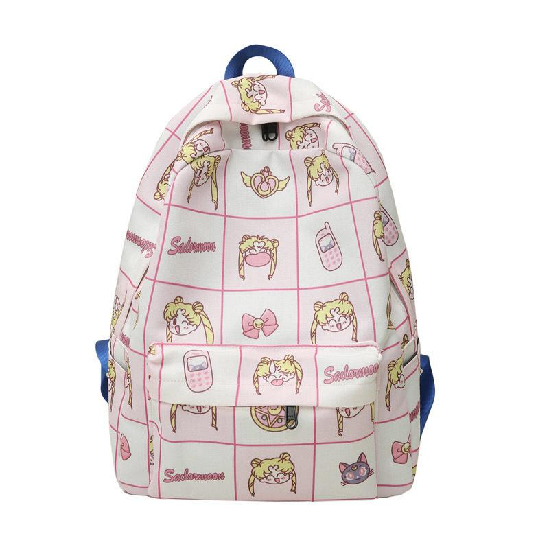Happy Summer Sailor Moon Backpack