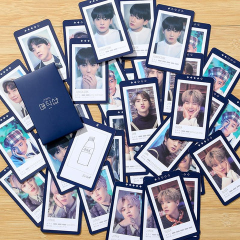 BTS 5th Muster Guestbook Card Set