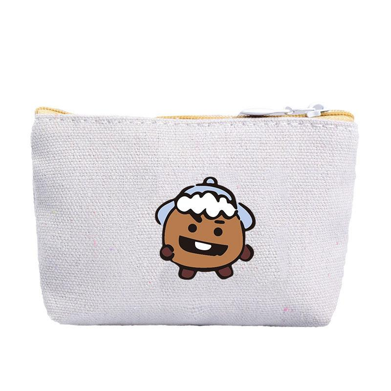 BT21 Christmas Mini Pouch