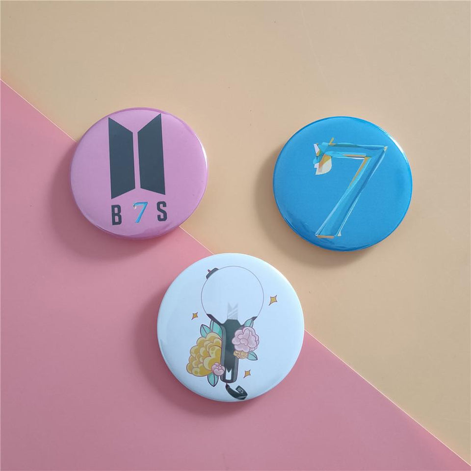 BTS Map of the Soul: 7 Pin Badge