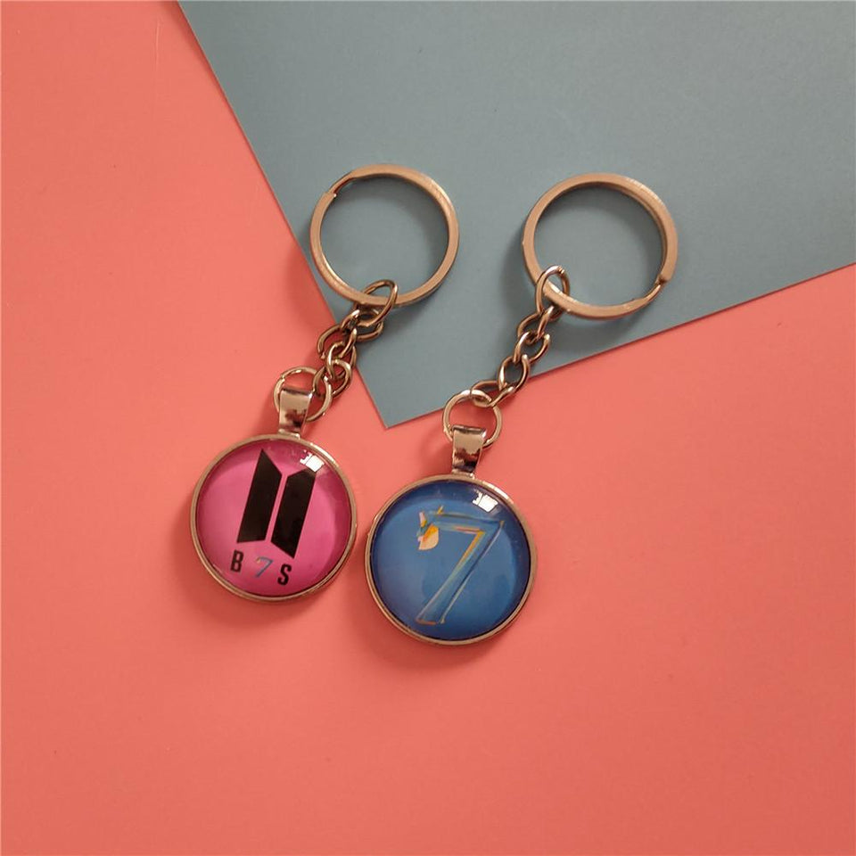 BTS Map of the Soul: 7 Key Chain