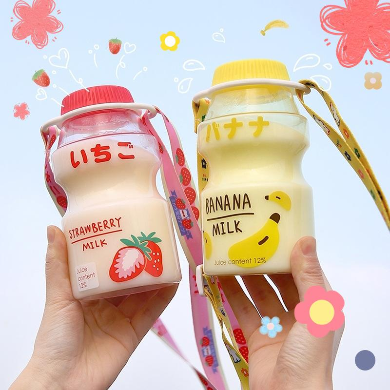 Yakult Fruit Milk Shoulder Bag