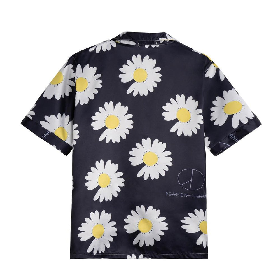 G-Dragon Daisy Collared Shirt