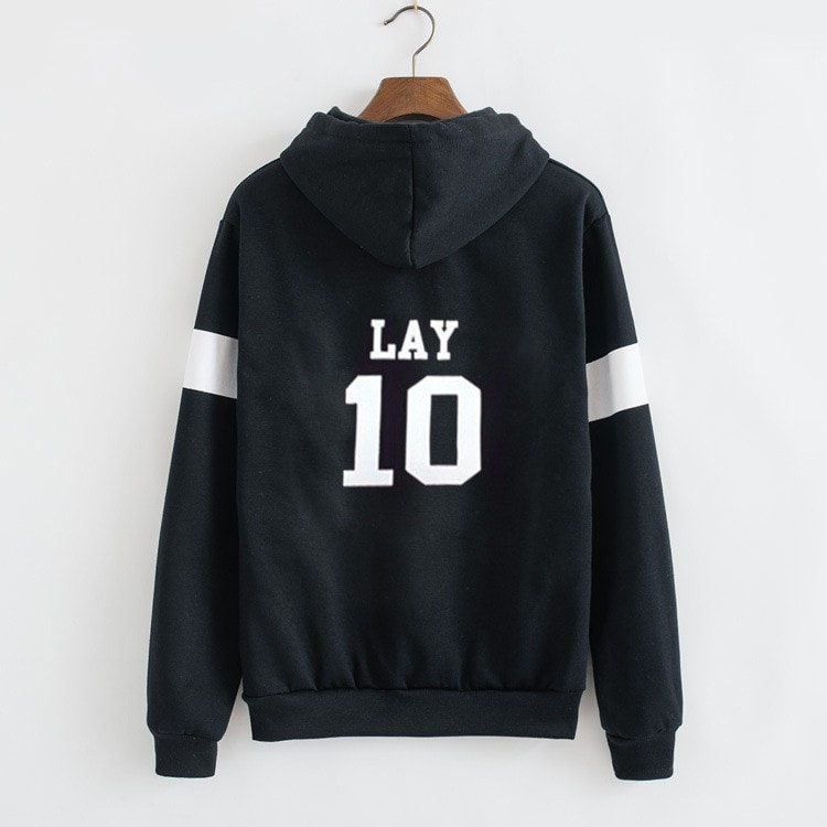 EXO We Are One Zip-Up Hoodie - Totemo Kawaii Shop