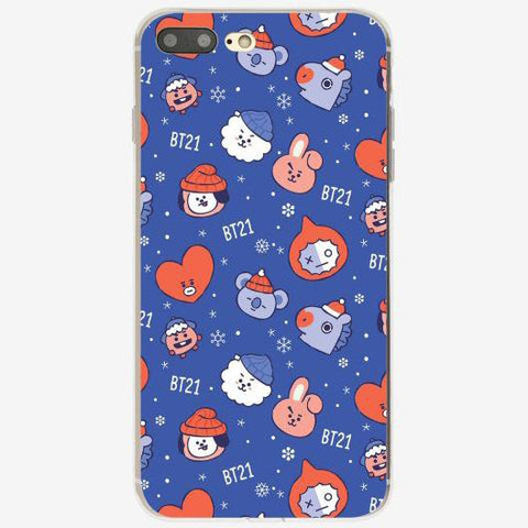BT21 Holiday Phone Case