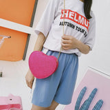 Korean Heart Shoulder Bag