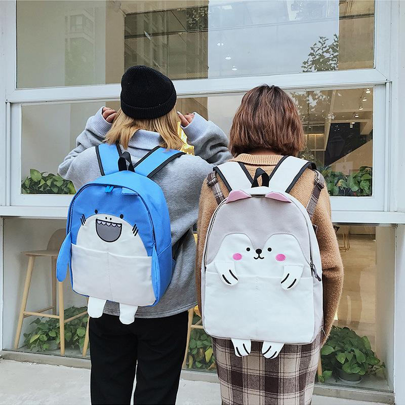 Happy Kawaii Spring Backpack