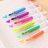 Syringe Highlighter - Totemo Kawaii Shop