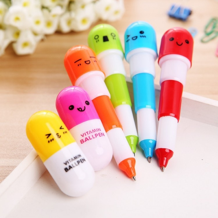 Vitamin Pills Pen - Totemo Kawaii Shop
