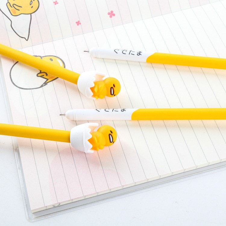 Gudetama Pen Set (Pack of 4 Pieces) - Totemo Kawaii Shop