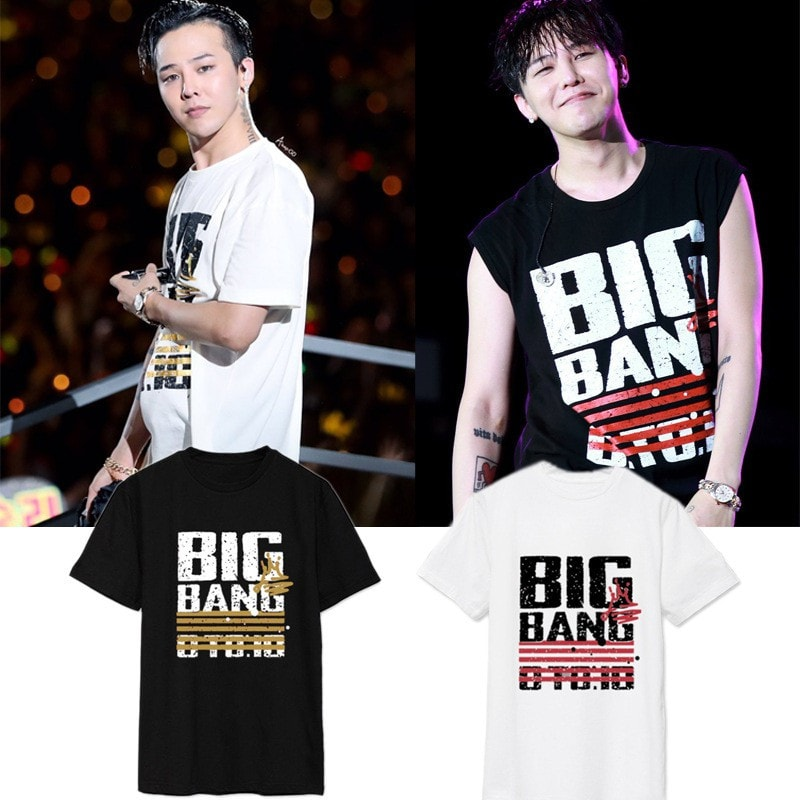 BIGBANG 0.TO.10 Tee - Totemo Kawaii Shop