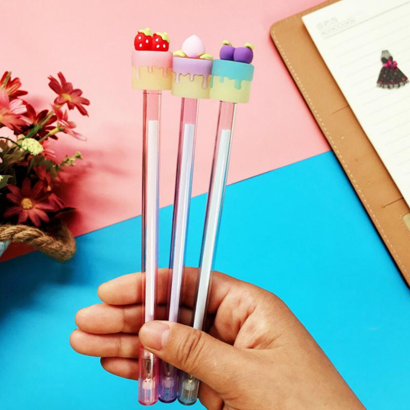 Sweet Dessert Pen Set (Pack of 4)