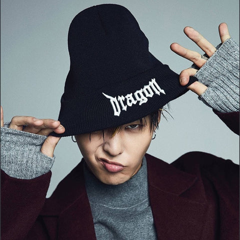 G-Dragon Beanie - Totemo Kawaii Shop