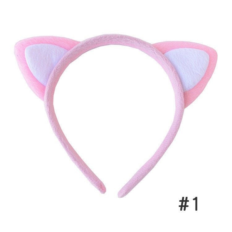Kawaii Hair Hoop Cat Ears - Totemo Kawaii Shop