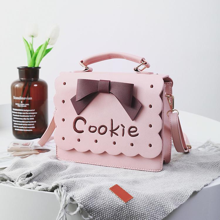 Cookie Shoulder Bag - Totemo Kawaii Shop